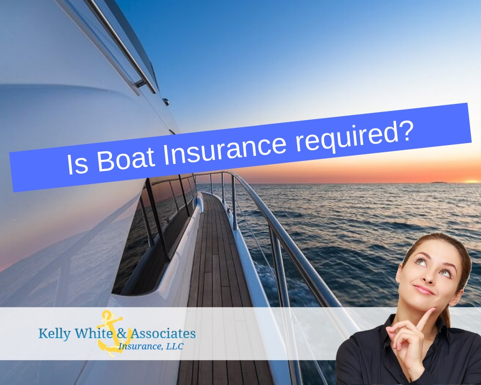 is boat insurance required